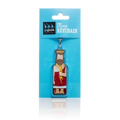 Zeus gogreek® Keychain Oh..my Gods!